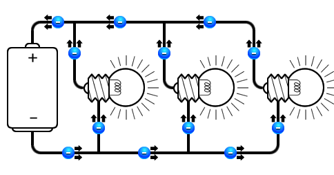 Parallel Circuit Series Circuits Incomplete