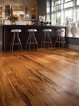 Exceptionnel Zinfandel Tigerwood · BR111 Tigerwood Flooring
