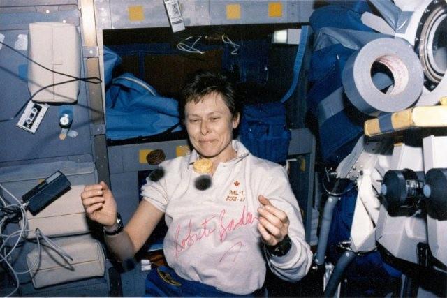 Sa Journée En L'espace