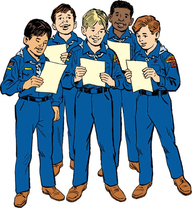 clip art for cub scout leaders scoutingbsa - 800×867