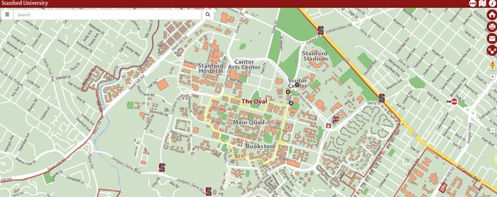 Explore the Farm with Updated Campus Map!