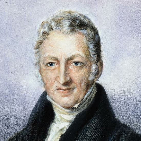 Image result for Thomas Malthus