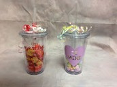 Cups with Candy