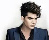 Adam Lambert Inspires