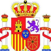 The official seal of Spain