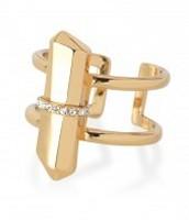 Rebel ring, gold