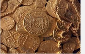 Coins in the 18th Century.
