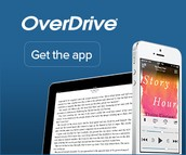 Overdrive - there's an App for that!