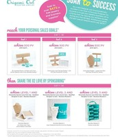Origami Owl Incentives-SOAR TO SUCCESS