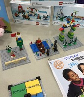 LEGOS for Learning:  Think of your KINESTHETIC learners.