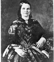מרי טוד לינקולן-בת זוגו של לינקולן