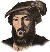 Amerigo Vespucci in his mid 30's
