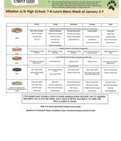 Grade 7/8 January 5-9