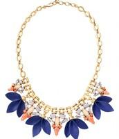 Melia necklace- original price $98, sale $69