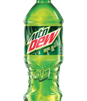 DRINK MTN DEW LIKE A BOSS