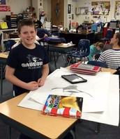 Fifth Grade Explorer Projects
