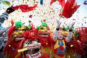 Chinese New Years history and what its about