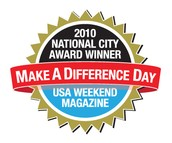 Participate in Make a Difference Day