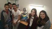 תלמידי מקיף ט' אשדוד ממגמת הפיזיקה עלו לגמר תחרות הכספות הבינלאומית