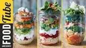 Salat mit Jamie Oliver - fürs Picknick oder Büro