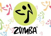 Zumba Fitness session on Tuesday's 6:30pm