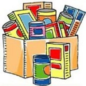 BE PAWS Student Leadership Team will continue to accept Food Drive Donations next week!