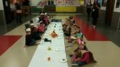 AM Class Thanksgiving Feast
