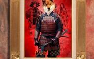 Samurai Pet