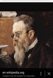 Introduction of Nikolai Rimsky-Korskavo