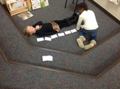 Measuring with cards