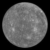 This is Mercury