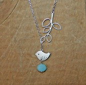 Blue Bird Lariat