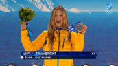 Silver medal Sochi