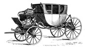 Stagecoach (drawing)