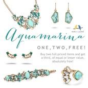 The Aquamarina Collection
