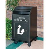 Idea 3: Book Return Station