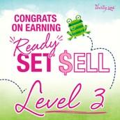 Level 3 Earners!!!