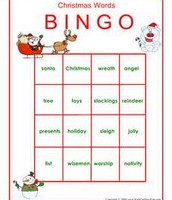 Bingo for the Kids and Adults