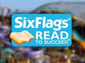 Welcome to the Six Flags Read to Succeed Six Hour Reading Club!