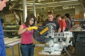 Building skills in Carpentry