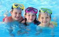 we do swimming