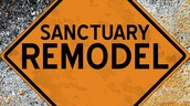 Sanctuary Remodeling: Join us next Thursday, Oct. 22, at 8:30 am in the sanctuary!