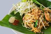 2. Pad Thai