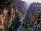 The Aradena Gorge