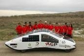 Solar Car comes to School