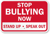 Alert all possible people about the problems of bullies