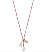 From Paris With Love Necklace $22