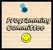 Programming Committee!