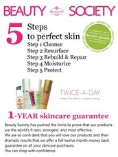 Beauty Society is amazing in every way!