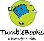 Tumblebooks (Pre-K- Grade 6)